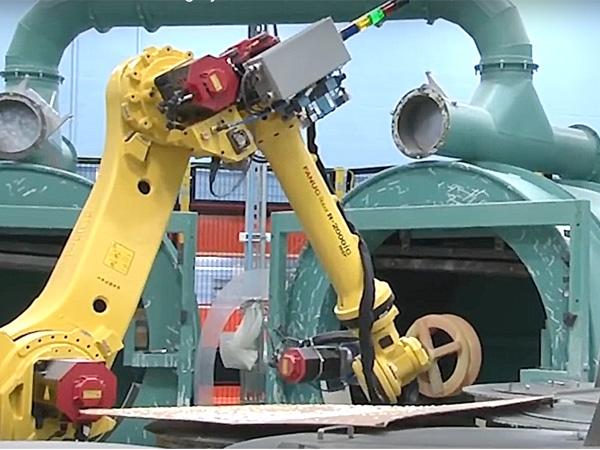 机器人造型