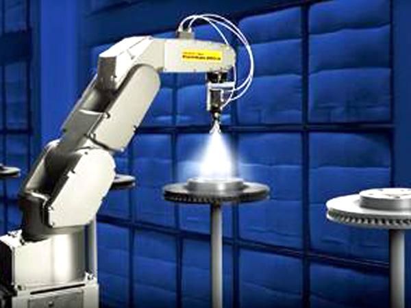 喷涂机器人应用